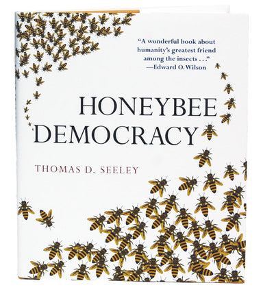 Honeybee Democracy Thomas D Seeley