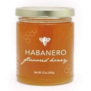 GloryBee Habanero Honey