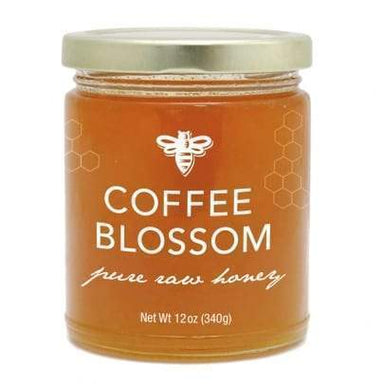GloryBee Fair Trade Coffee Blossom Honey
