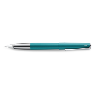 Lamy Studio Aquamarine Special Edition Fountain Pen - EndlessPens