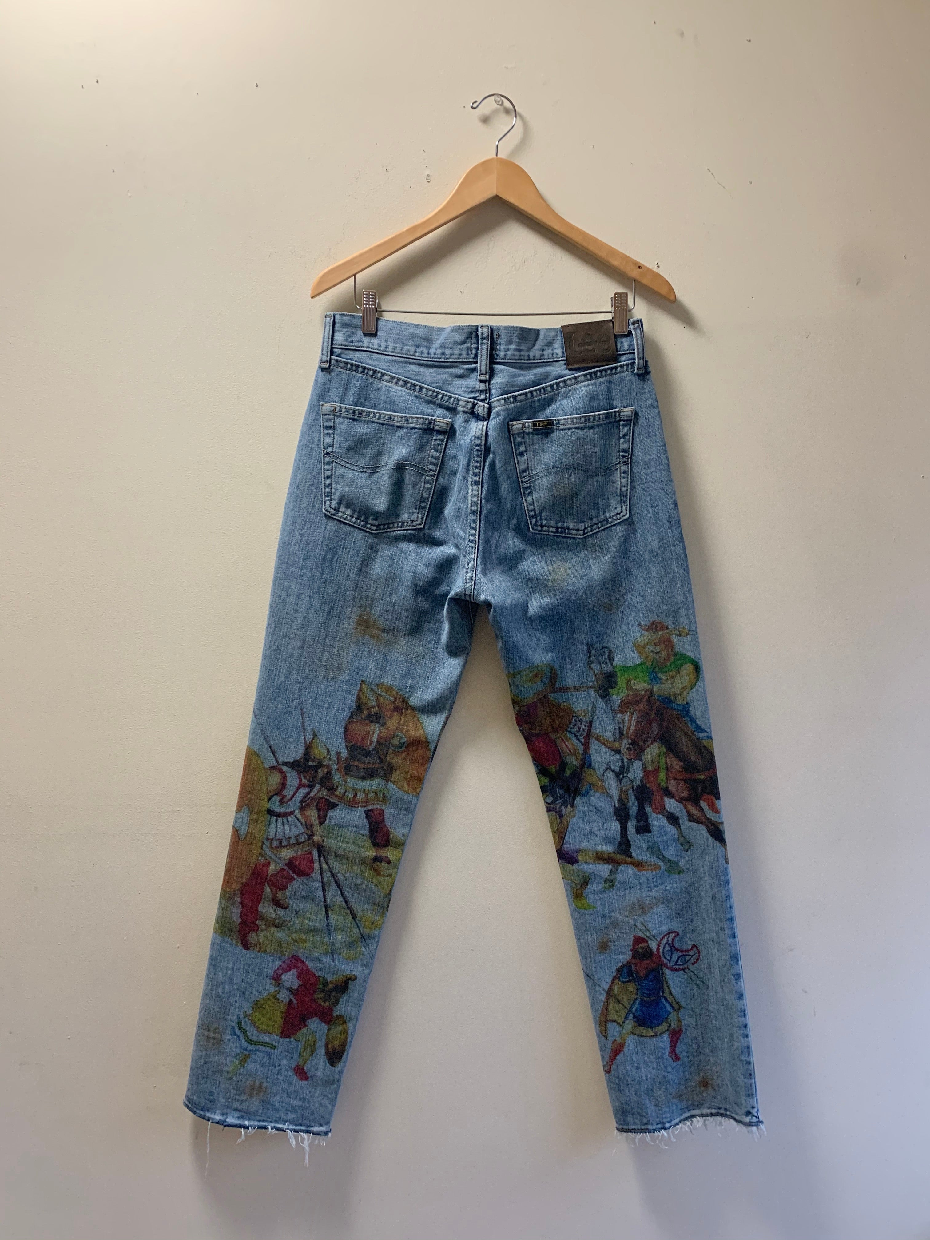Thracian Denim