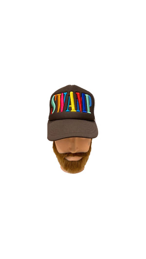 SWAMP Trucker Hat (Unisex)