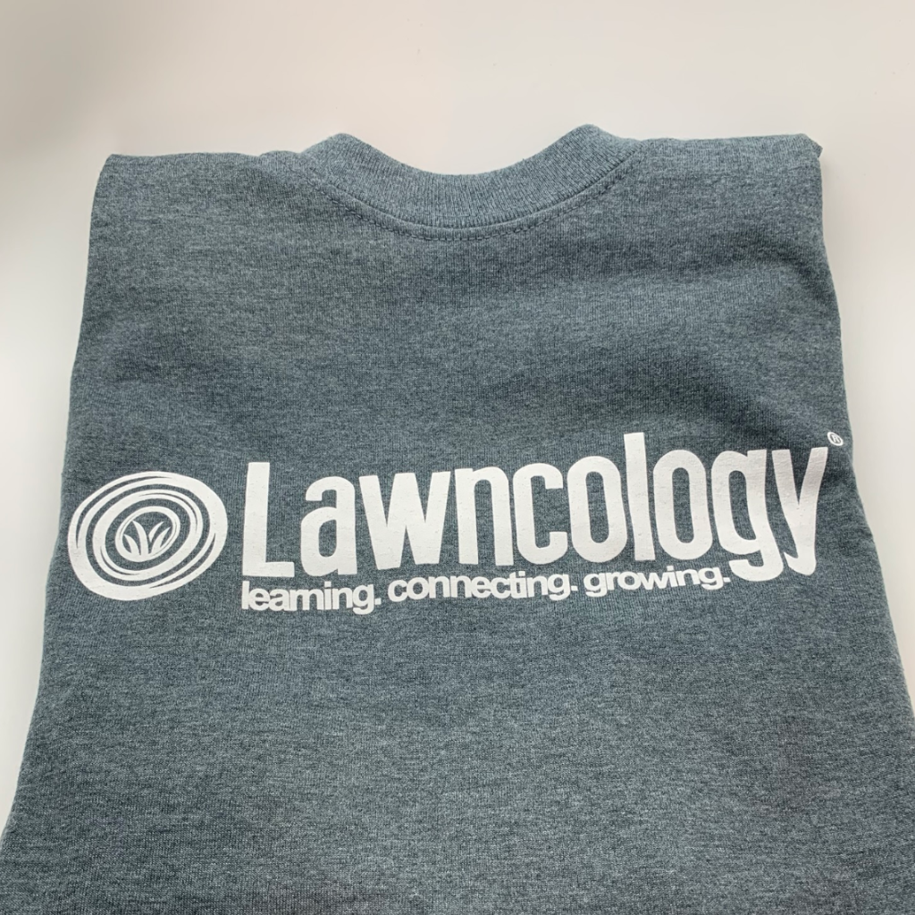 Lawncology® Long-Sleeve T-Shirt (Dark Heather)