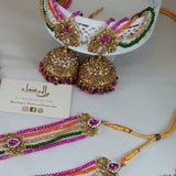Heer - Multicolor Bridal Set