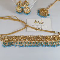 Muskan -  Reversible Necklace