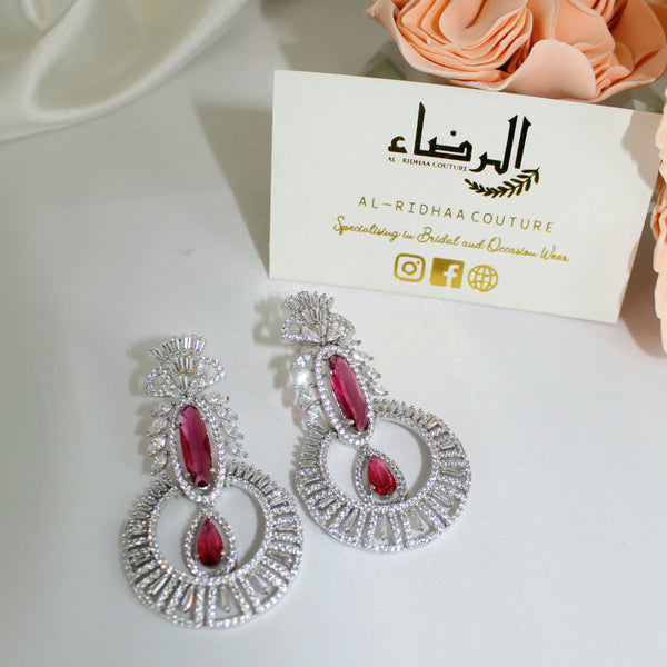 Eternity - Sabah Earrings