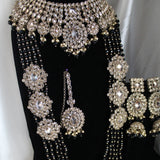 Madiha - Bridal Set Black
