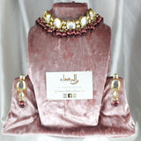 Mini  - Maleeha Stone Necklace