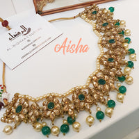 Aisha - Necklace/Choker Set
