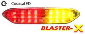 Yamaha Stryker Blaster-X Integrated LED Taillight, '11-'14