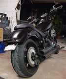 **Australia Legal** Yamaha Stryker Assembled Rear Fender Eliminator with Resistors