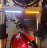 Yamaha Stryker V2 Switchback Plug and Play Turn Signals