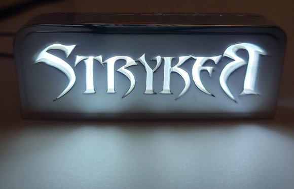Yamaha Stryker Badge
