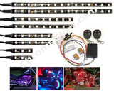 Glow Strips LED Accent Light Kits with Zone Remote