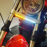 Yamaha Stryker Switchback Front Turn Signal LED Bar