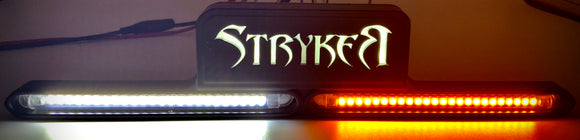 Yamaha Stryker Switchback Turn Signals w/ Lite-up Badge