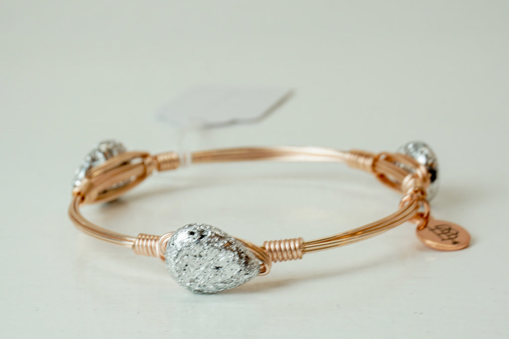 The Layne Rose Gold Bangle