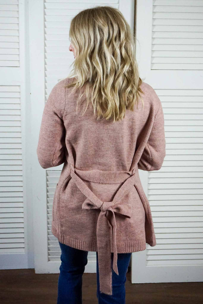 Midi Cardigan Sweater