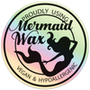 Mermaid Wax Holographic Stickers MADE IN THE USA