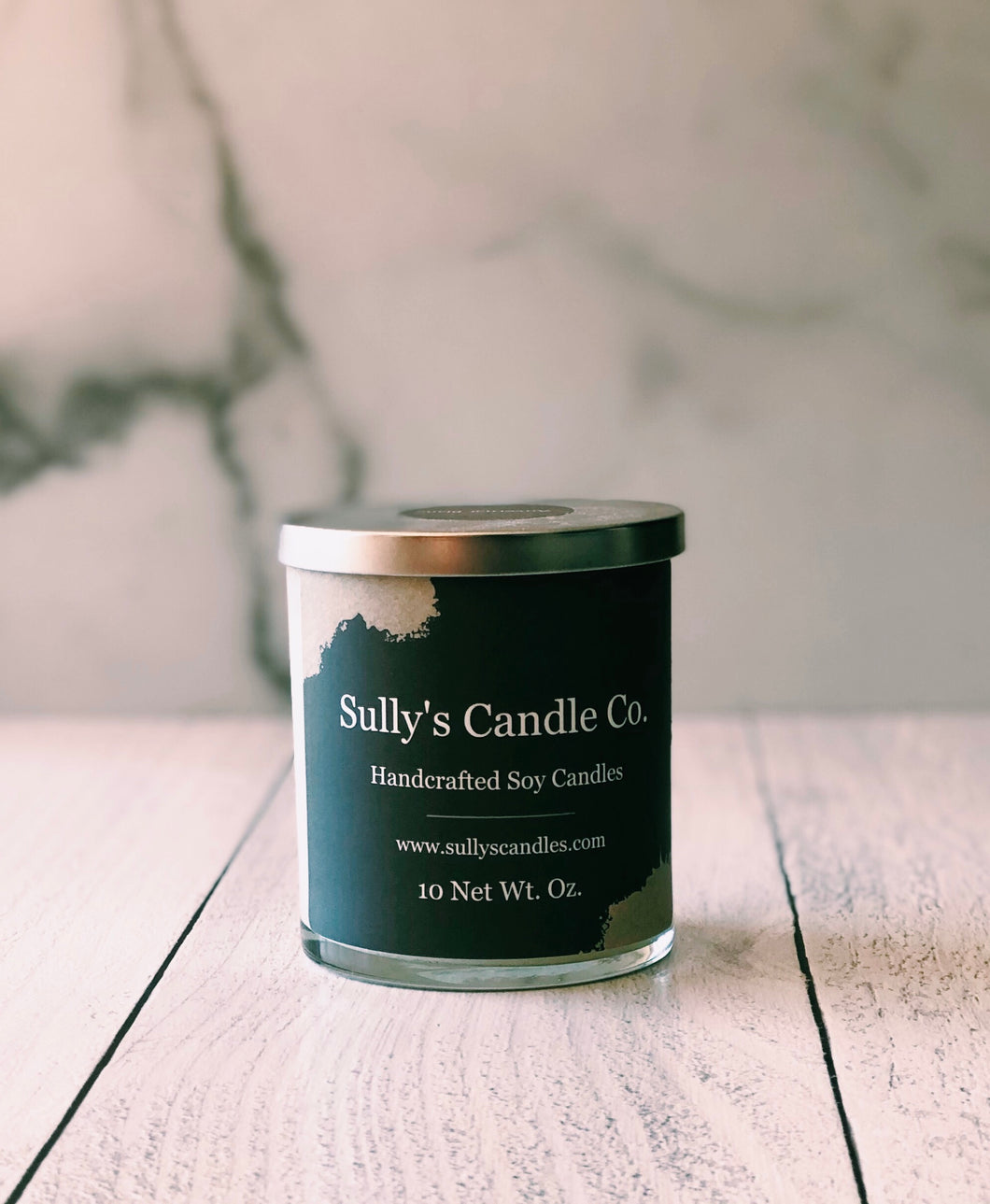 Lemon Pound Cake - Sully's Candle Co.
