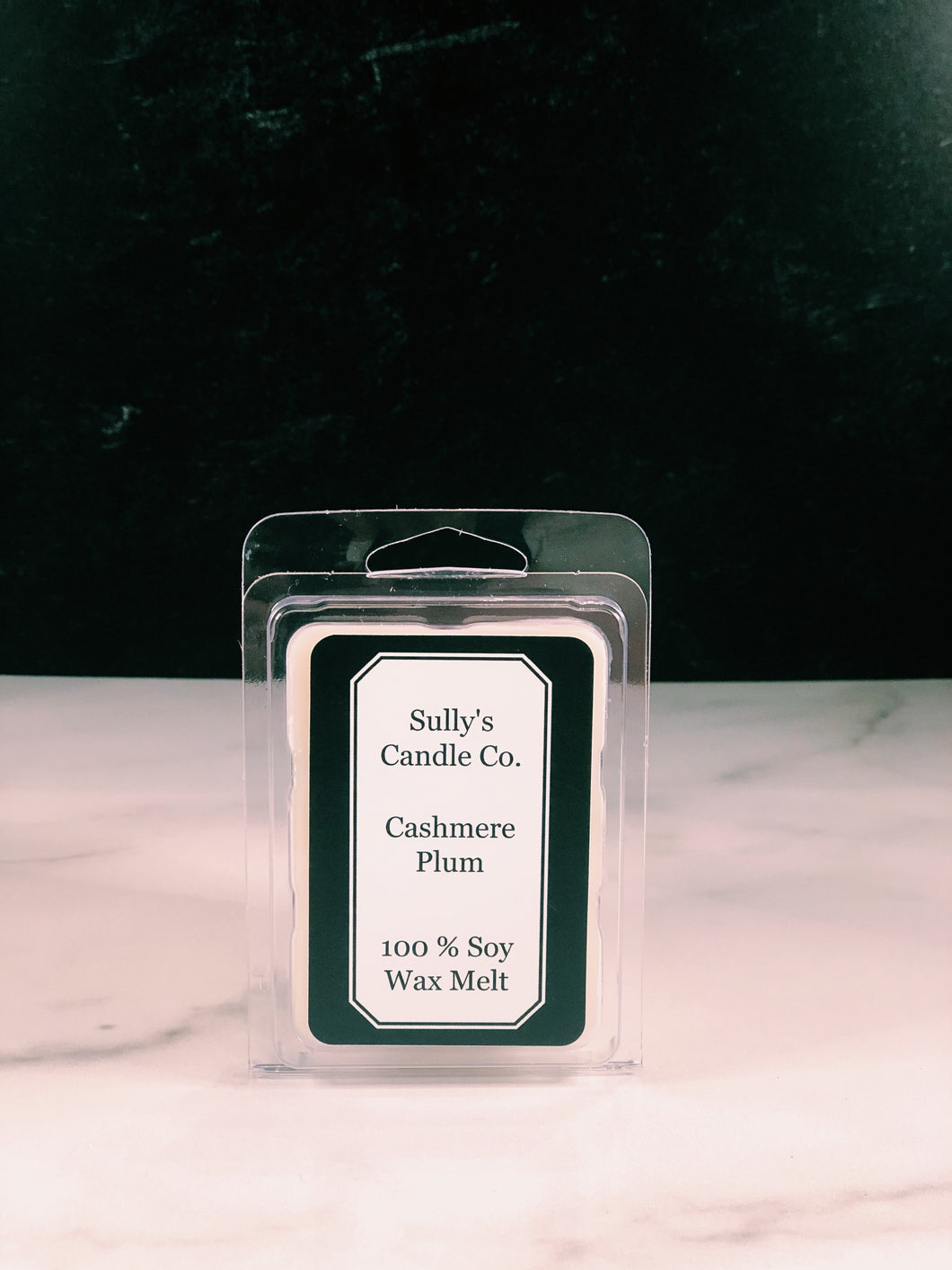 Cashmere Plum - 3oz Wax Melts - Sully's Candle Co.
