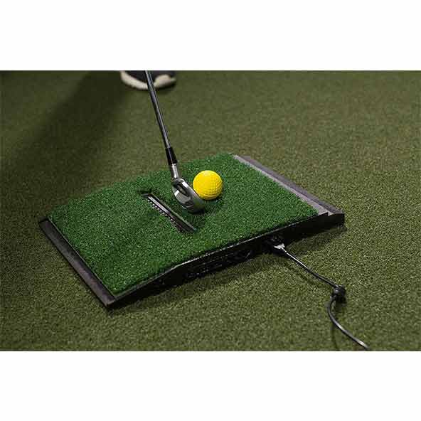 SPG-7 Golf Net w/ <p>Optishot 2 Bundle</p