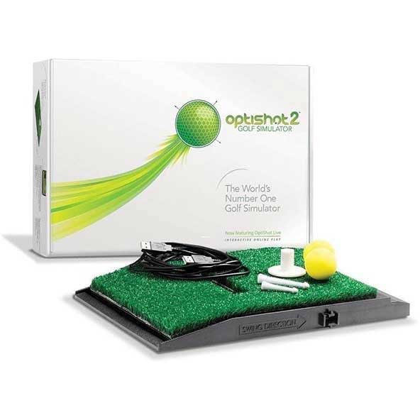 SPG-7 Golf Net w/ Optishot 2 Bundle