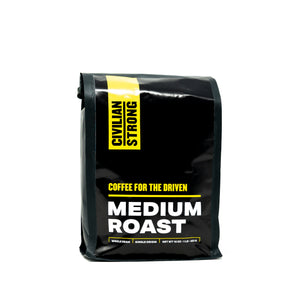 Medium Roast Coffee - 1 lb / 16 oz