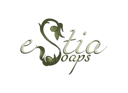 Estia Soaps all natural, vegan shampoo bar, luxury olive oil soap handmade in Scotland UK