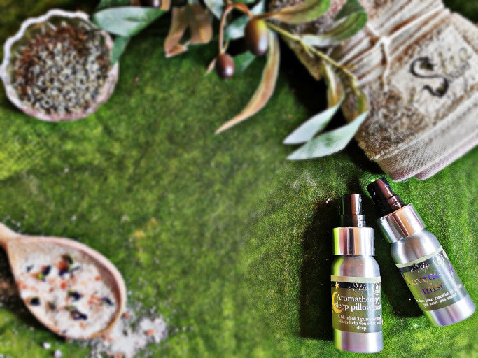 Aromatherapy Products | Spa at home