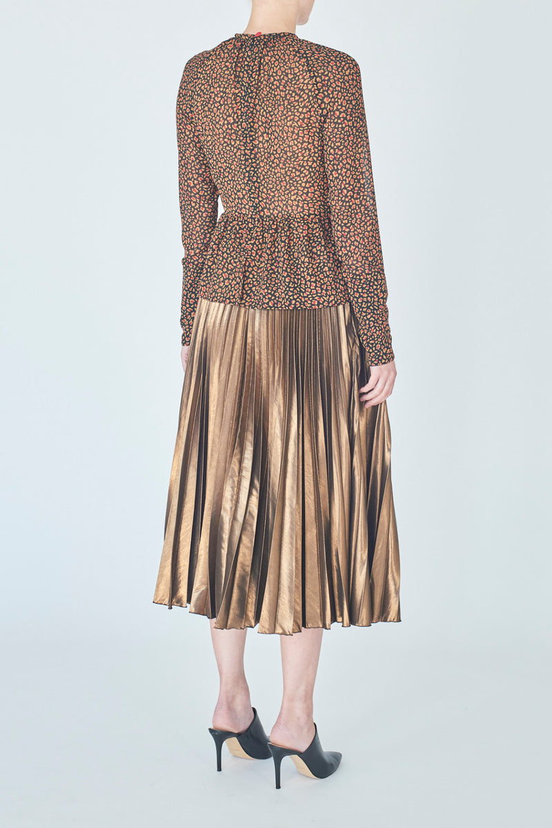 skirt-bronze-Coralie-back