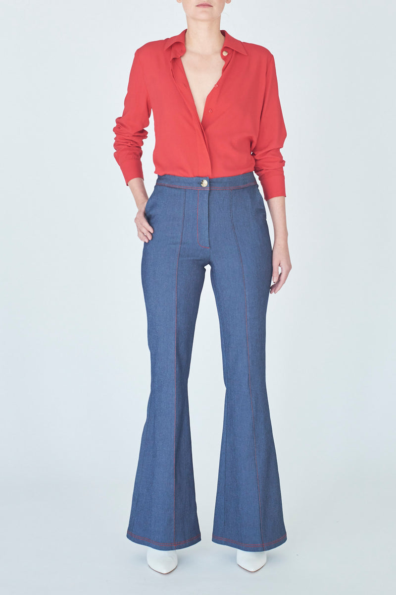 trousers-blue-Irénée-front