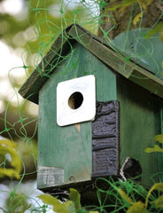 Bird Box Protector Blue Tit
