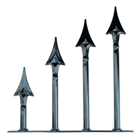 Decorative Garden Fence Spikes