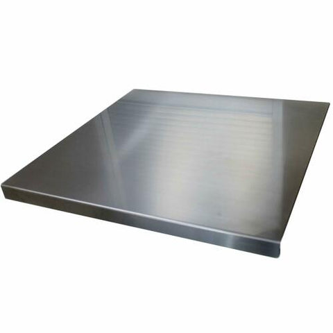Stainless Steel Worktop Saver Square Edge