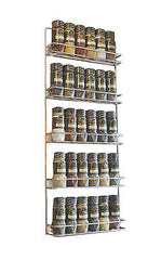 Premium Stainless Steel Spice Rack