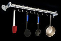 Utensil Holder in Stainless Steel