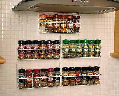 5 Way Spice Rack ( WHY NOT MIX AND MATCH ) Avonstar Trading Co.Ltd