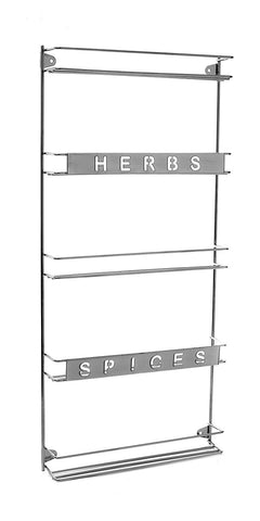 Spice and Herb Deluxe Rack