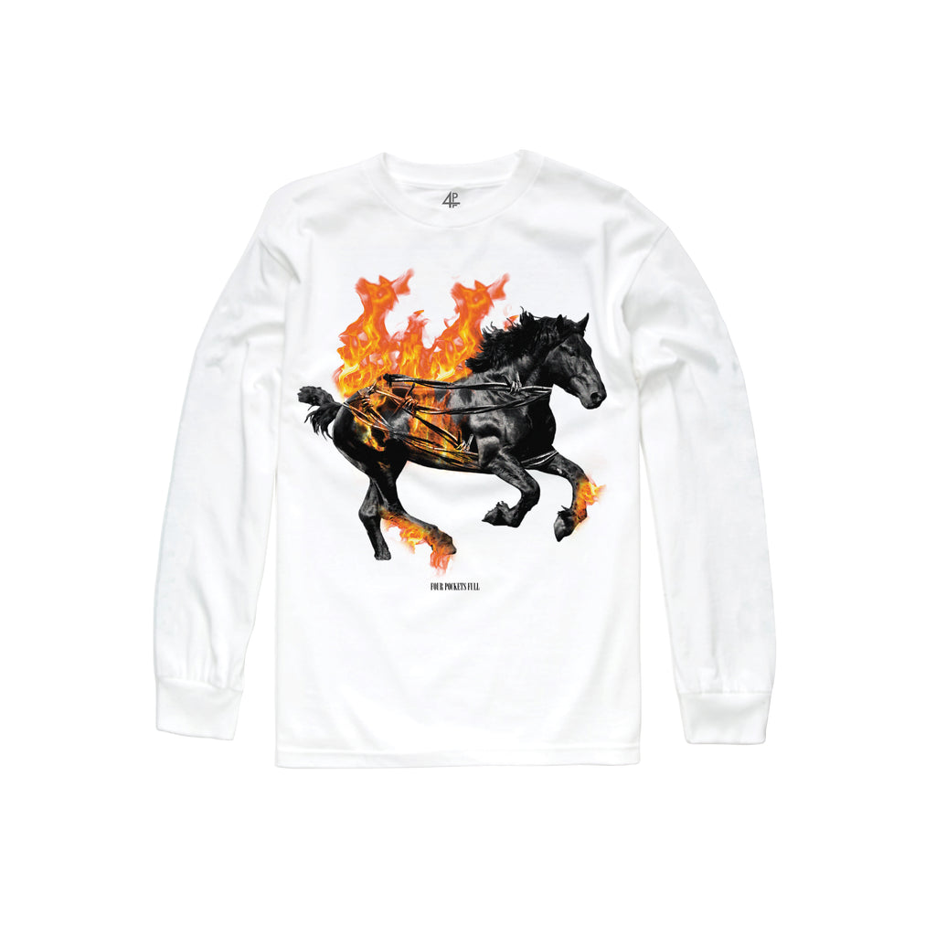 Resurrection Long Sleeve - White