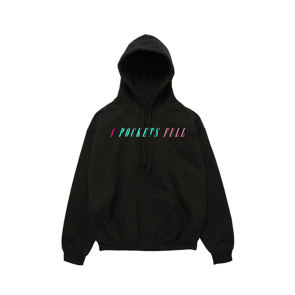 After Death Hoody - Black