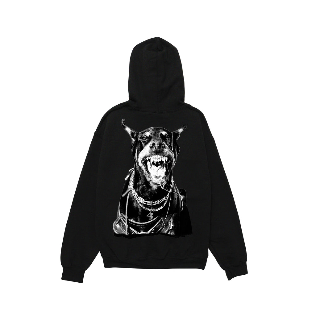 Vicious Hoody - Black