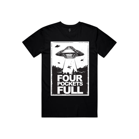 Out of this World Tee - Black