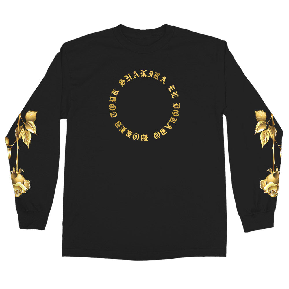 Shakira El Dorado World Tour Long Sleeve Tee - Shakira