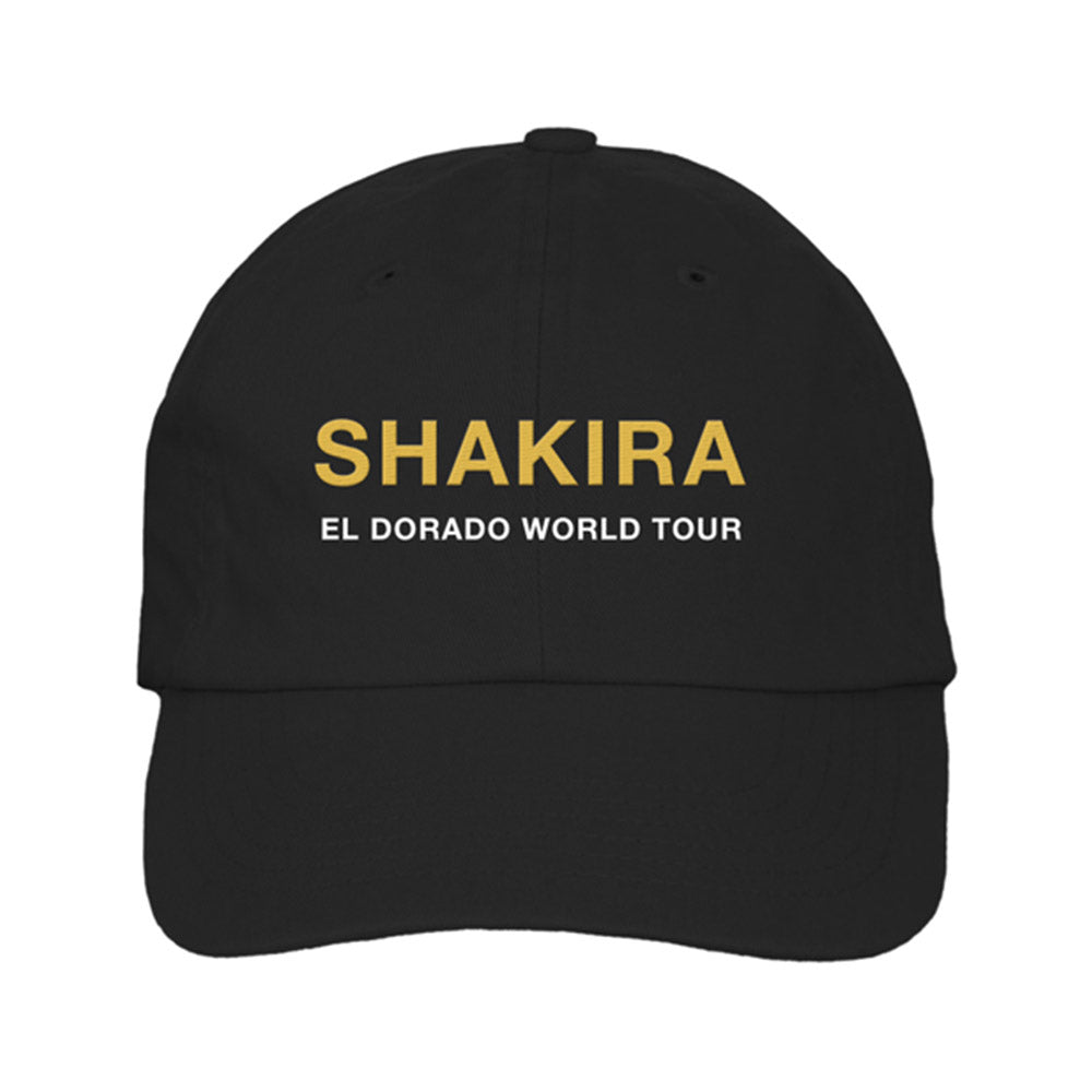 Shakira El Dorado World Tour Hat - Shakira