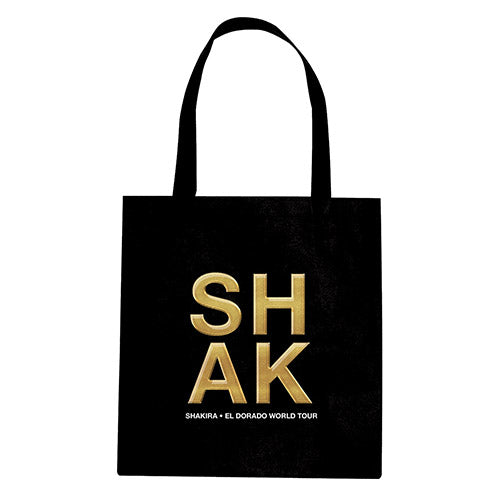 Shakira El Dorado World Tour Tote Bag - Shakira