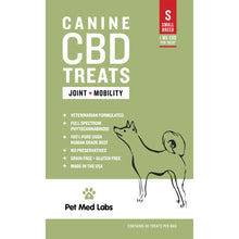 Load image into Gallery viewer, CANINE HEALTH + WELLNESS CBD TREATS: Small Breed - Pet Med Labs
