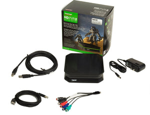 Hauppauge - HD PVR 2 Gaming Edition High Definition Game Capture Device – model 1480