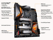 Load image into Gallery viewer, GIGABYTE Z390 AORUS Ultra (Intel LGA1151/Z390/ATX/3xM.2 Thermal Guard/Onboard AC Wi-Fi/RGB Fusion/Motherboard)