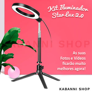 Kit Iluminador Star Lux 2.0